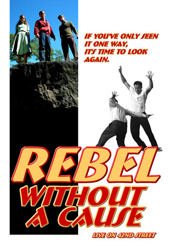 rebel without a cause essays Rebel without a cause essaysin the movie, rebel without a cause, it shows us three middle class teens (jim, judy, and plato) who become rebellious because of.